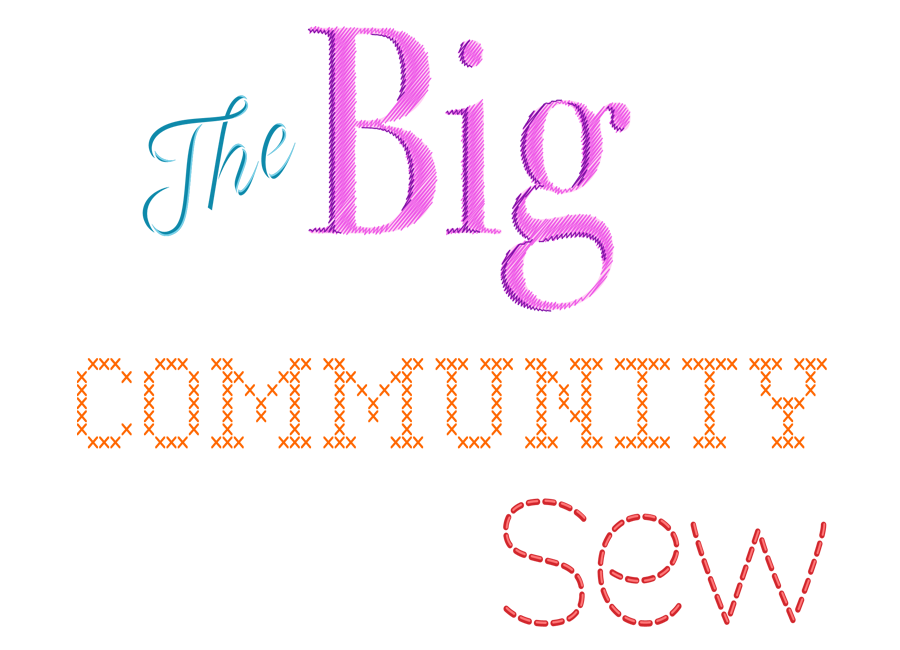 The Big Community Sew